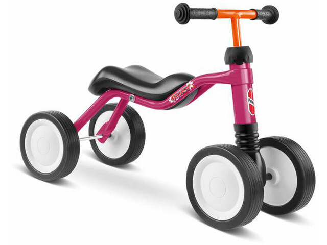Puky Wutsch - Tricycle Enfant - rose